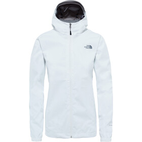 The North Face Quest Chaqueta Mujer, tnf white/tnf white